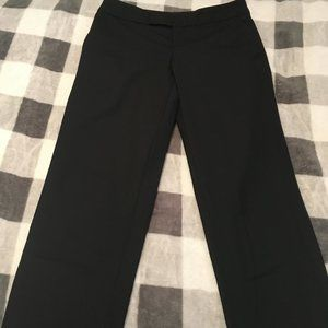 B2G1! Banana Republic 0 Black Pant Martin Fit